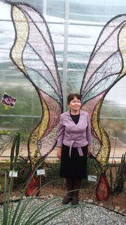 арт-обьект бабочка